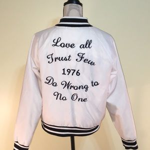 Forever 21 Love All Jacket